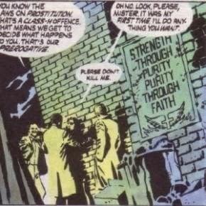 V for Vendetta | 边看边写 A1