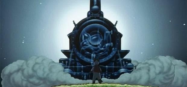 银河铁道之夜   电影诗歌