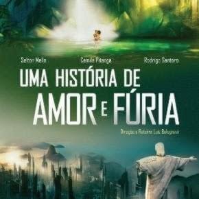 Rio 2096 | 爱情与狂怒