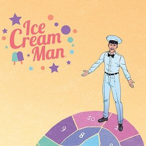 Ice Cream Man | 第50札!